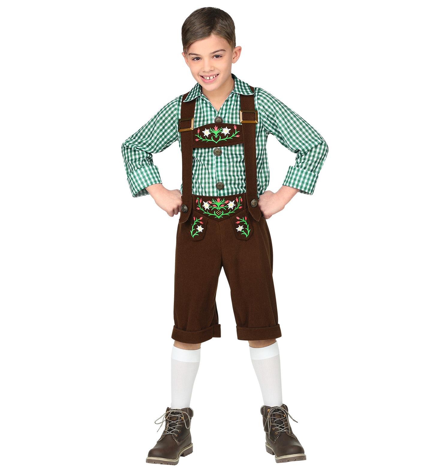 357883c0 Tyroler kostume dreng, flot sæt, bestil idag online ...