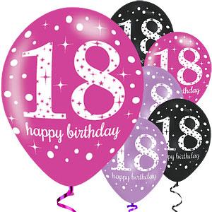 Års fødselsdag 18 Fejr din