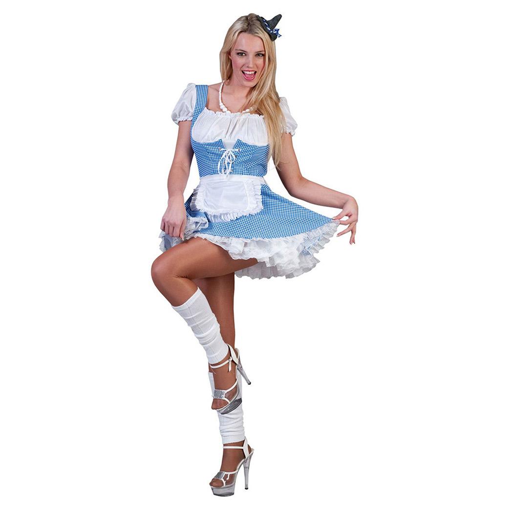 8ffa01d4 Tyroler kjole Olga - flot kjole - bestil nu online ...