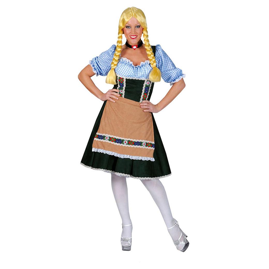 65e59167 Tyroler Salzburg Babe kostume - bestil online - bergdahlsfestbutik.dk