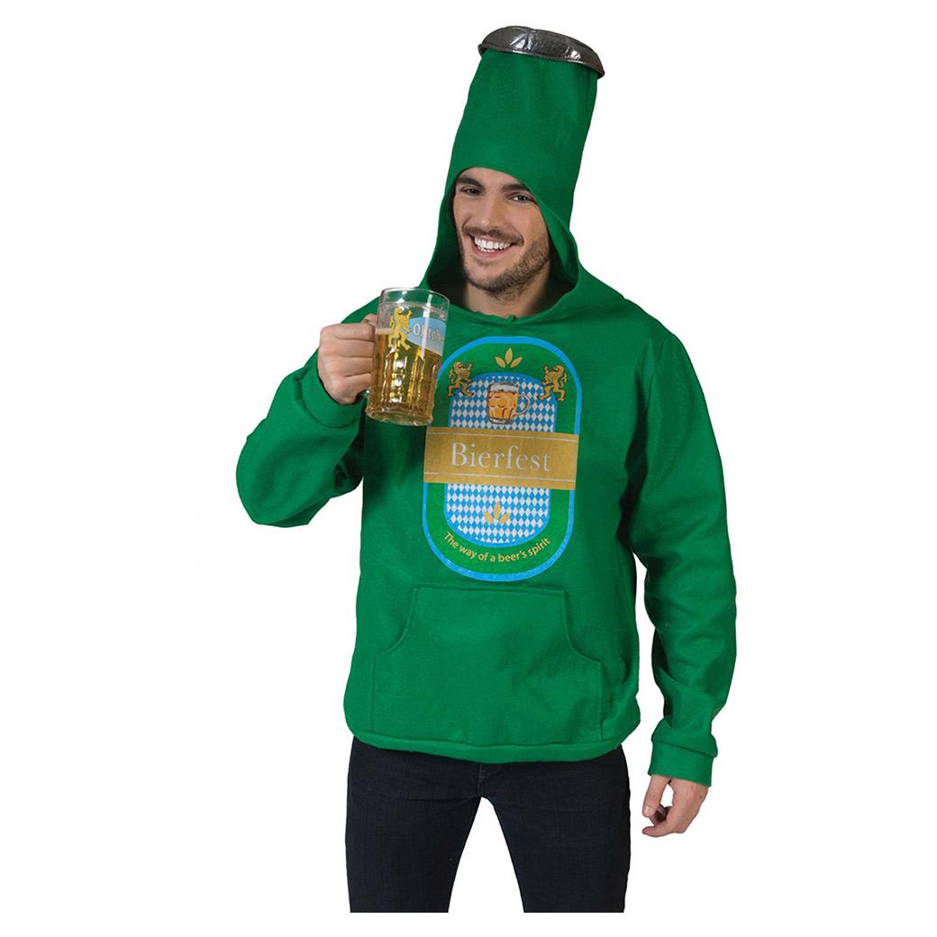 b4dd7458 Tyroler øl hoodie - Oktoberfest kostume - bestil nu ...