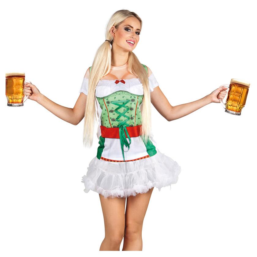 822a4988 Tyroler Heidi t-shirts - Oktorberfest T-shirt- køb nu ...