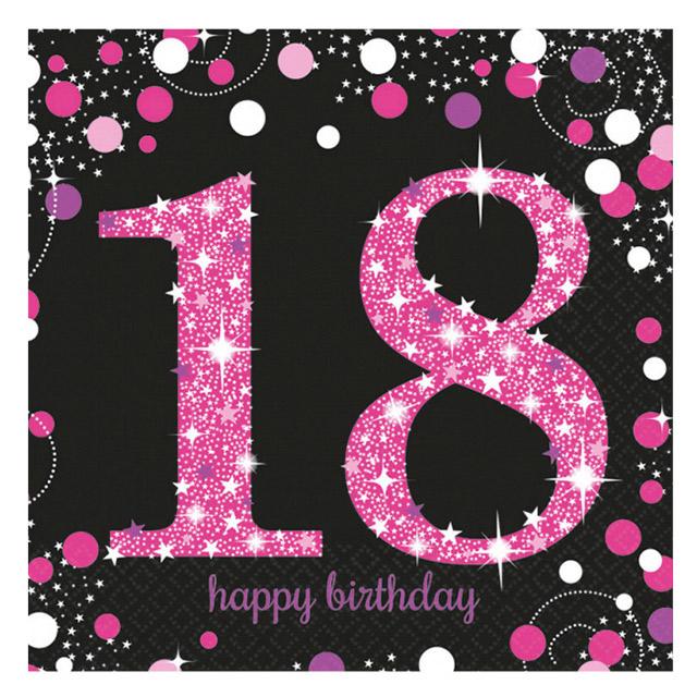 Fødselsdag 18 års 18 års