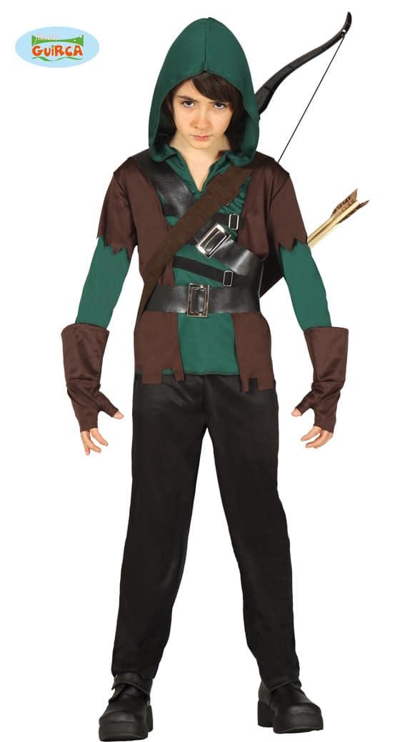 24b916c8161b Bueskytte Kostume til Børn. Købes hos - Bergdahls Festbutik